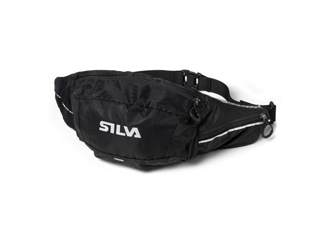 Silva Race 4 Hydration Belt, negro
